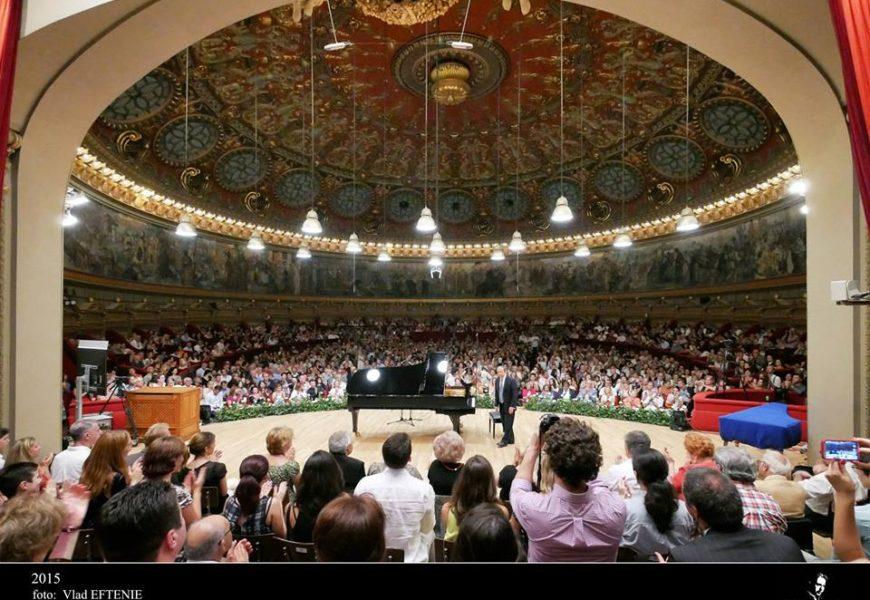 Festivalul Enescu: 7 concerte în tablouri