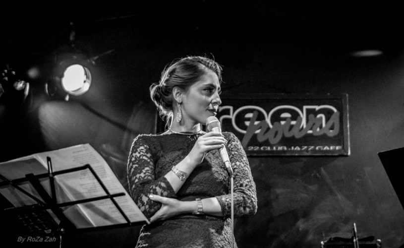 Elena Mîndru, o foarte promiţătoare solistă de jazz