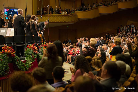 Festival Enescu 2013, cuvinte si necuvinte