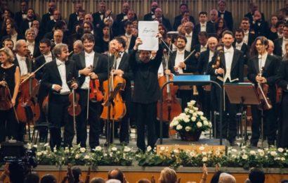 Despre orchestre mari, în Festivalul George Enescu