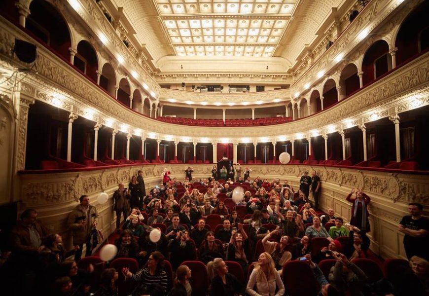 Ziua Mondială a Teatrului. Porți deschise la Odeon.