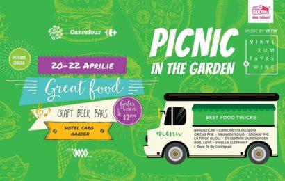 3 festivaluri cu mâncare, între 20-22 aprilie 2018.  Îți lasă gura apă…