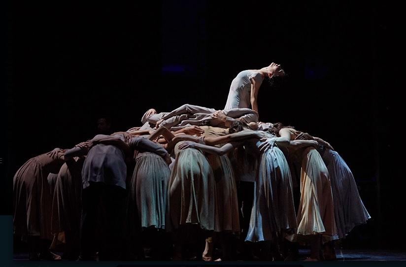 Secrete de prin București. Unde vezi baletul Giselle de Akram Khan cu English National Ballet?
