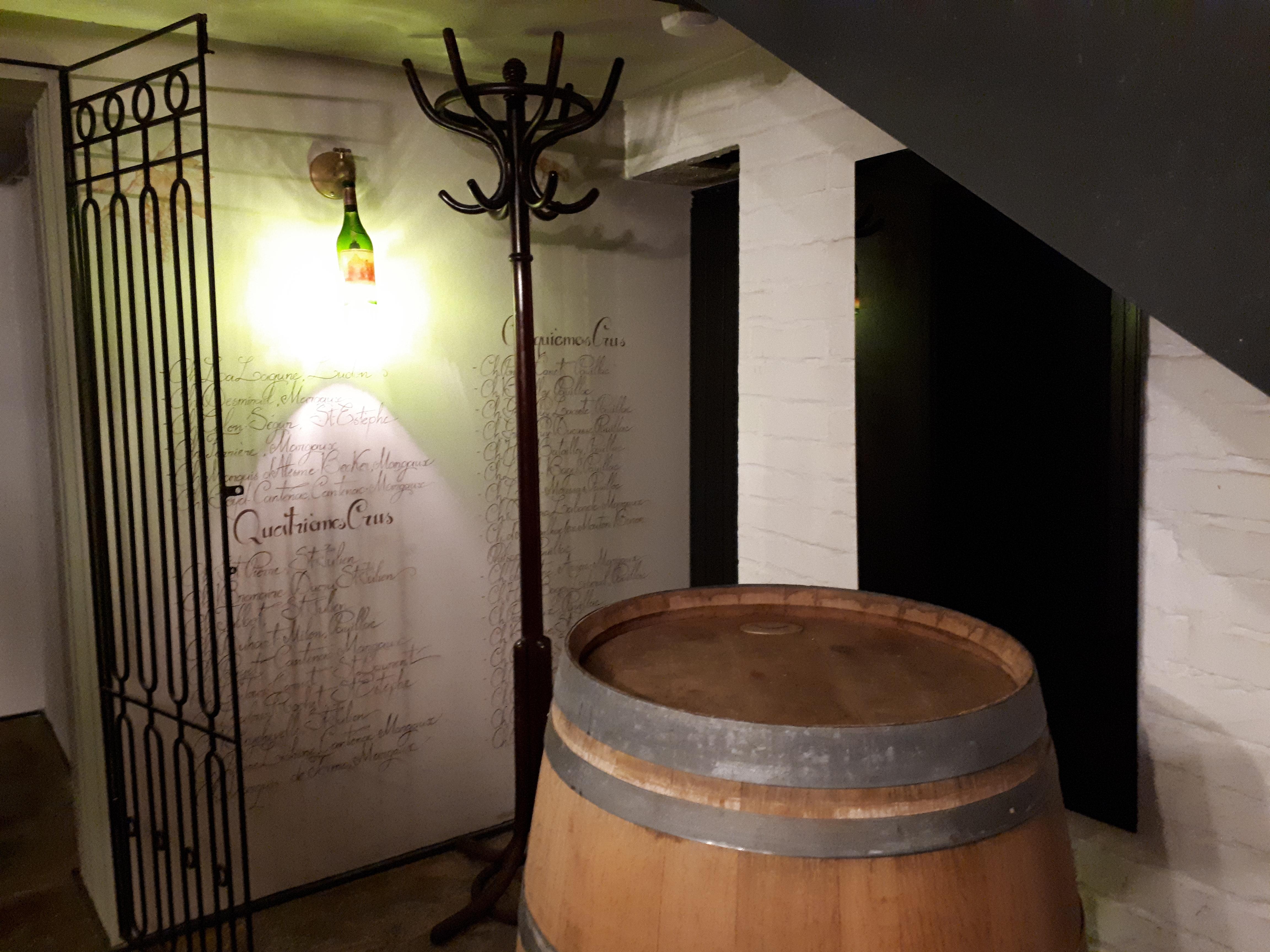 vin butoi De Corina