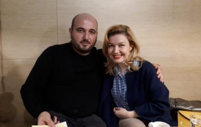 Interviu video #5 întrebări – Mihai Panfil, cafeneaua Origo
