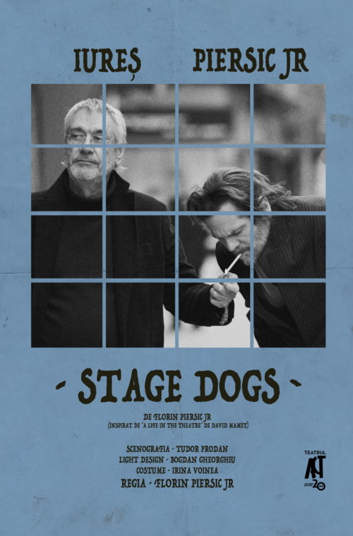 Stage Dogs, afiș