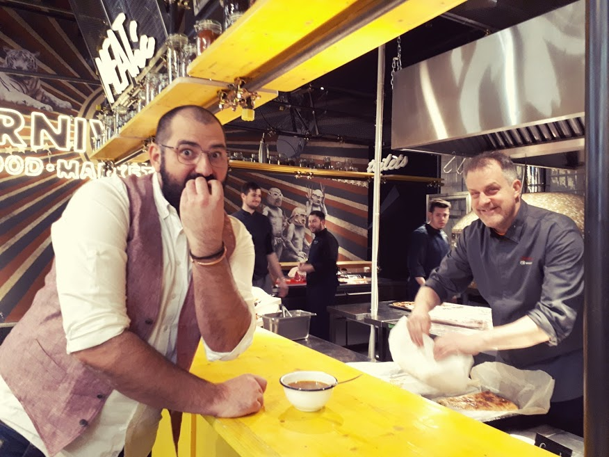 Meatic București, Chef Adi Hădean și Chef Tobias Fetz