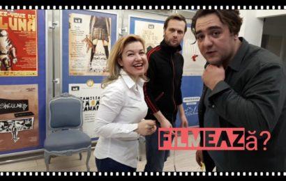 video – APA VIE, în culise, la repetiție (Teatrul Mic)