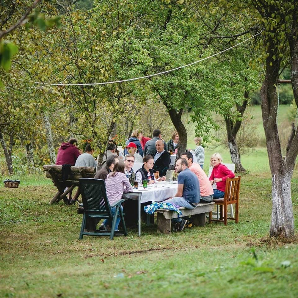 My Transylvania brunch sat mâncare