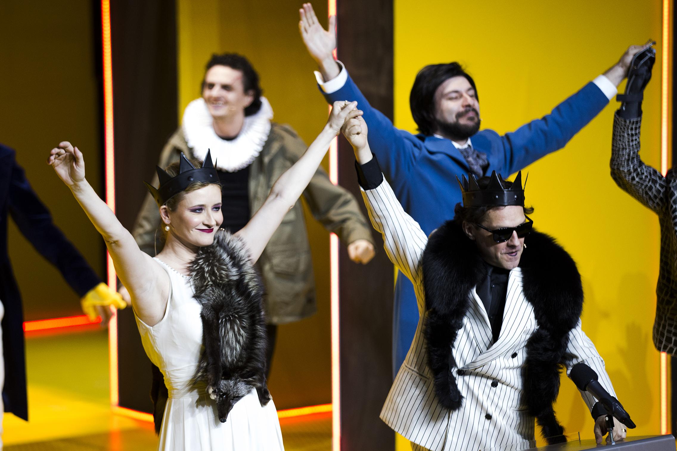 Andrei Șerban, Richard 3, Teatrul Bulandra