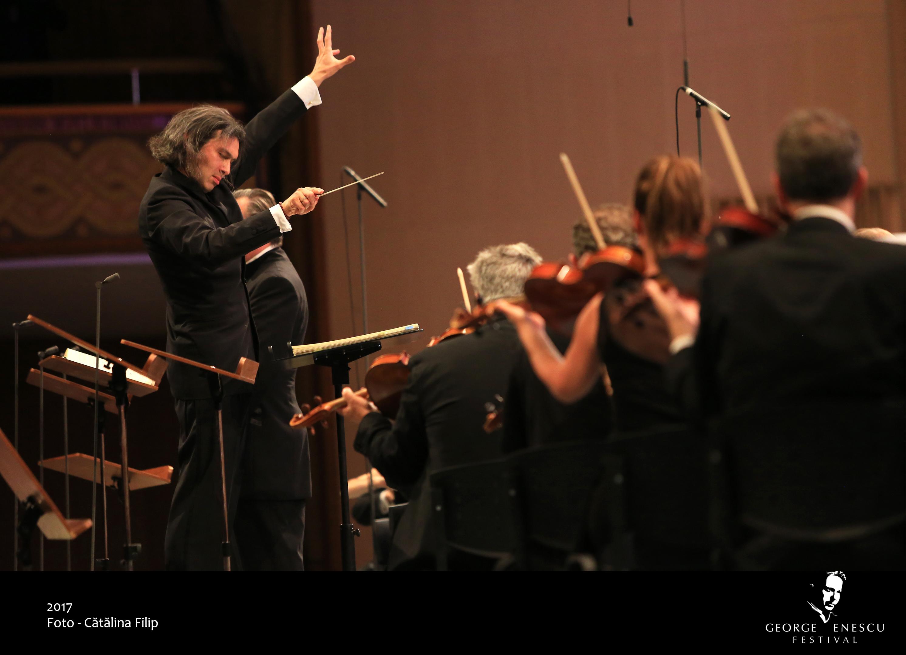Vladimir Jurowski, Festival George Enescu