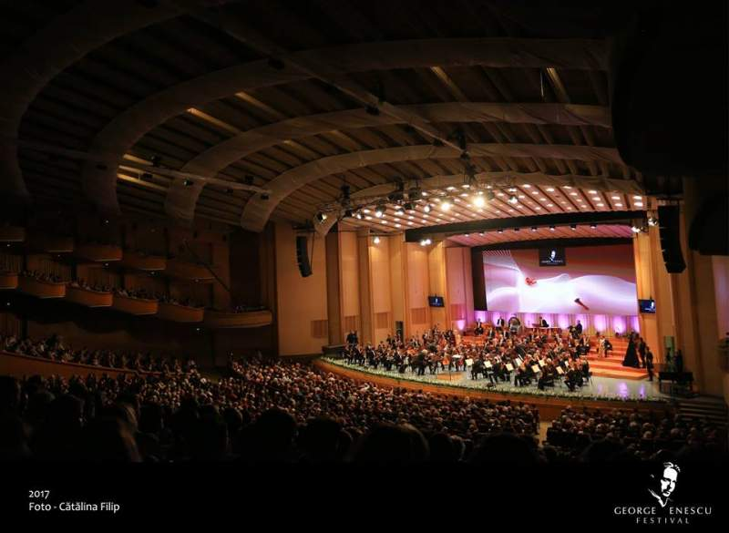 Alege concertul potrivit! 15 detalii despre orchestre, program, dirijori, soliști, categoria ''Mari orchestre'', Festival Enescu 2019