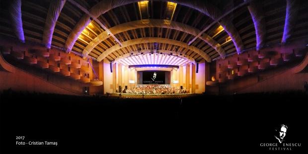 Festival Enescu concert Sala Palatului
