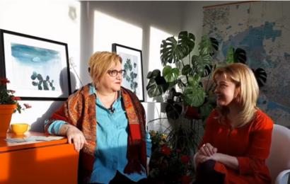 Interviu video #5 întrebări – Corina Șuteu