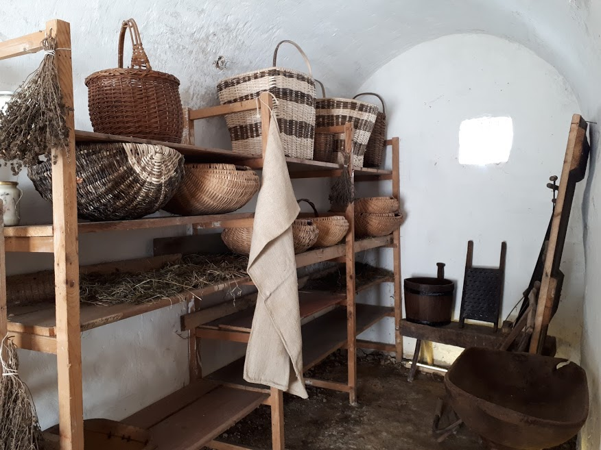Muzeul Astra Sibiu, detaliu