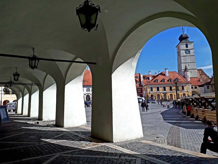 Sibiu, Hala Măcelarilor