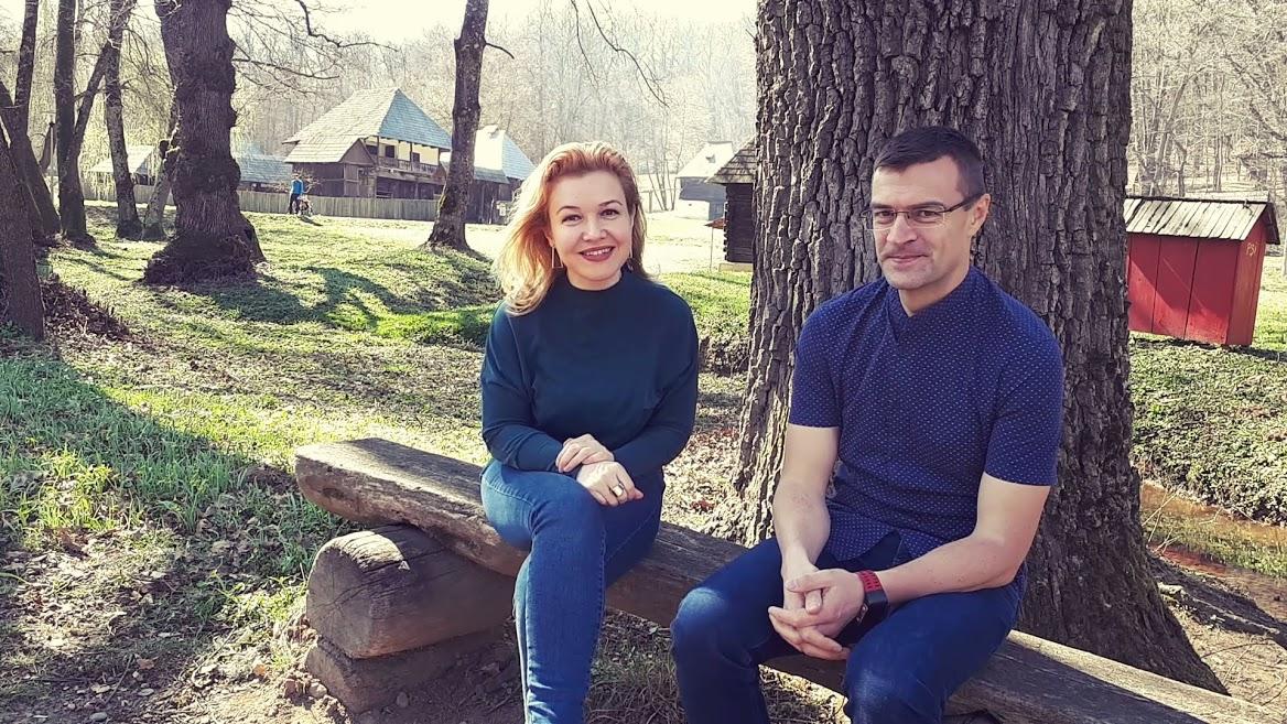 Cristian Cismaru - interviu video, Asociația My Transylvania