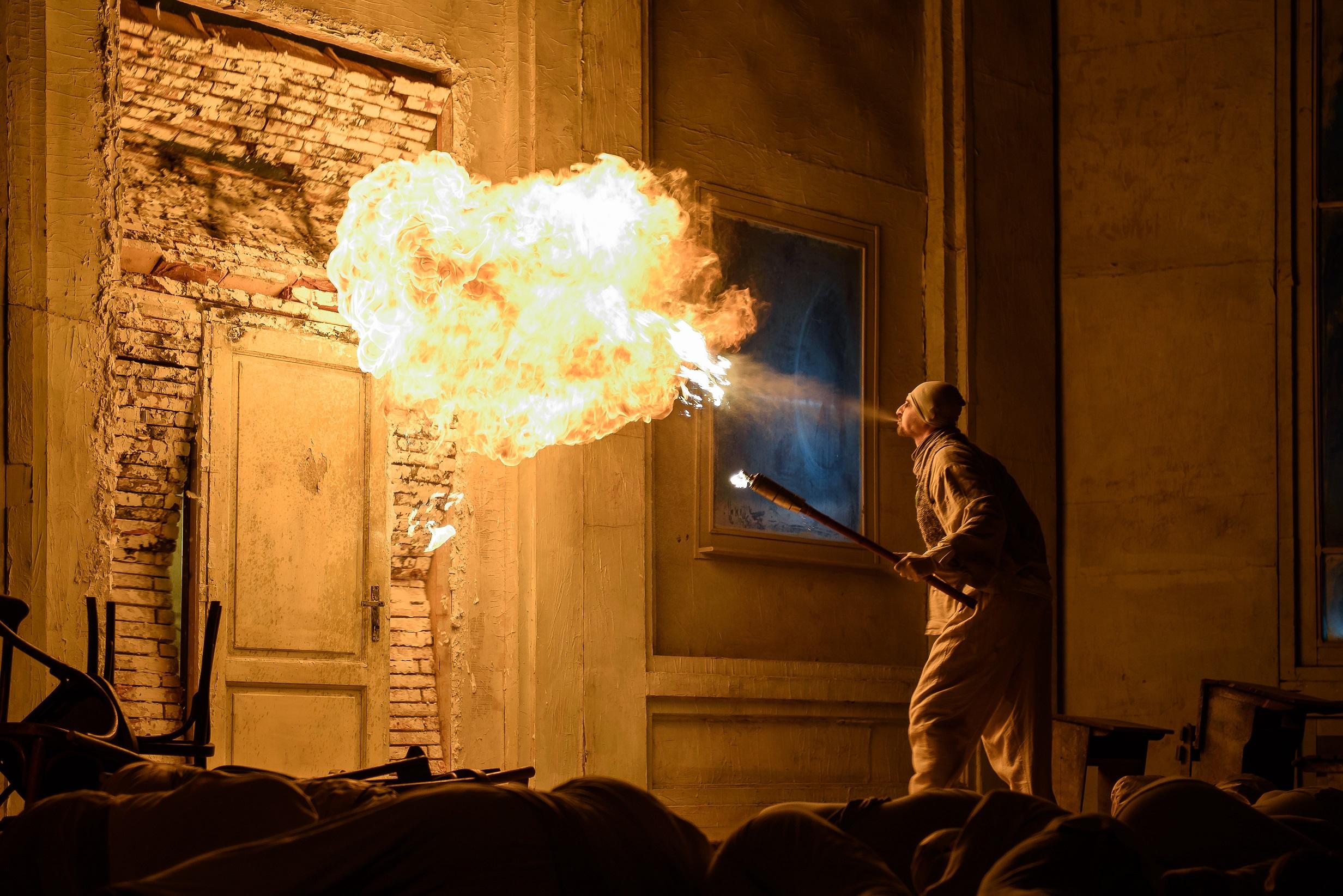 Faust, de Silviu Purcarete, credit foto: Paul Baila