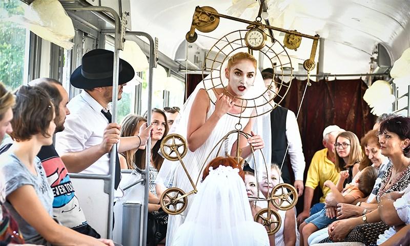 Un tramvai numit Popescu, credit foto: Dragoș Dumitru