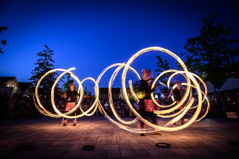 20 imagini spectaculoase. Apă, aer, foc, #FITS 2019