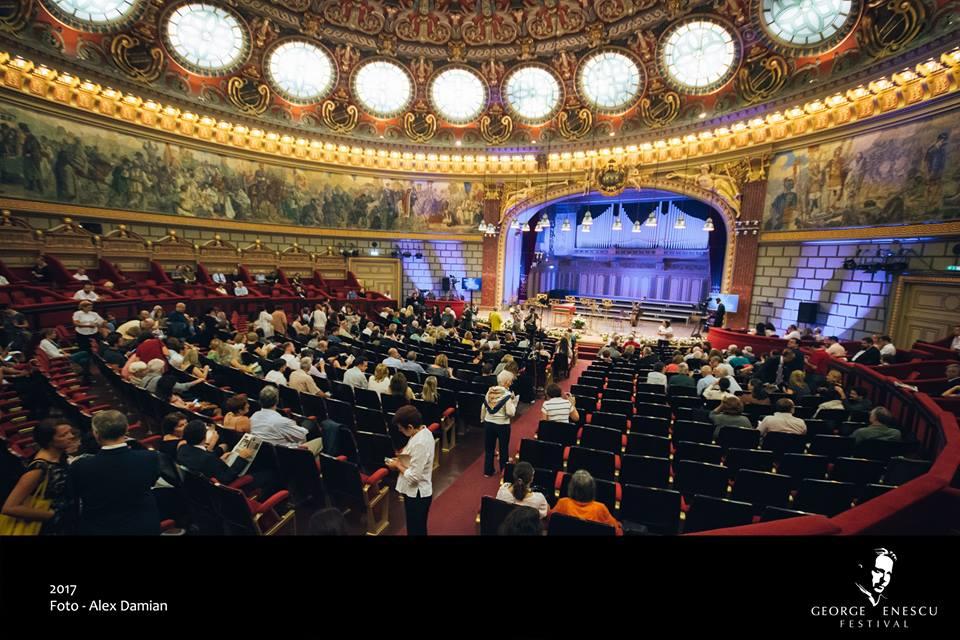 Muzica clasică, Ateneu, Festival George Enescu