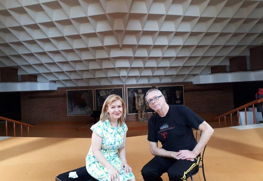 Interviu video #5 întrebări – Gigi Căciuleanu, coregraf