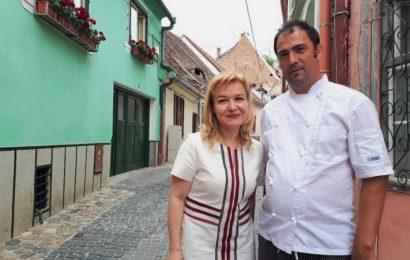 Interviu video #5 întrebări – Chef Ioan Bebeșelea, Syndicat Gourmet Sibiu