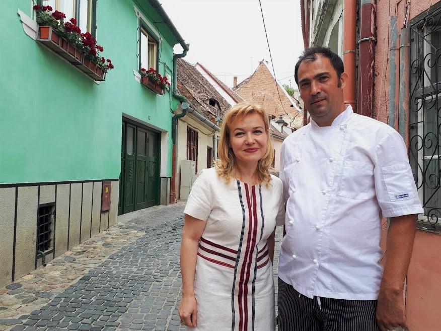 Chef Ioan Bebeșelea, Syndicat Gourmet, restaurant Sibiu