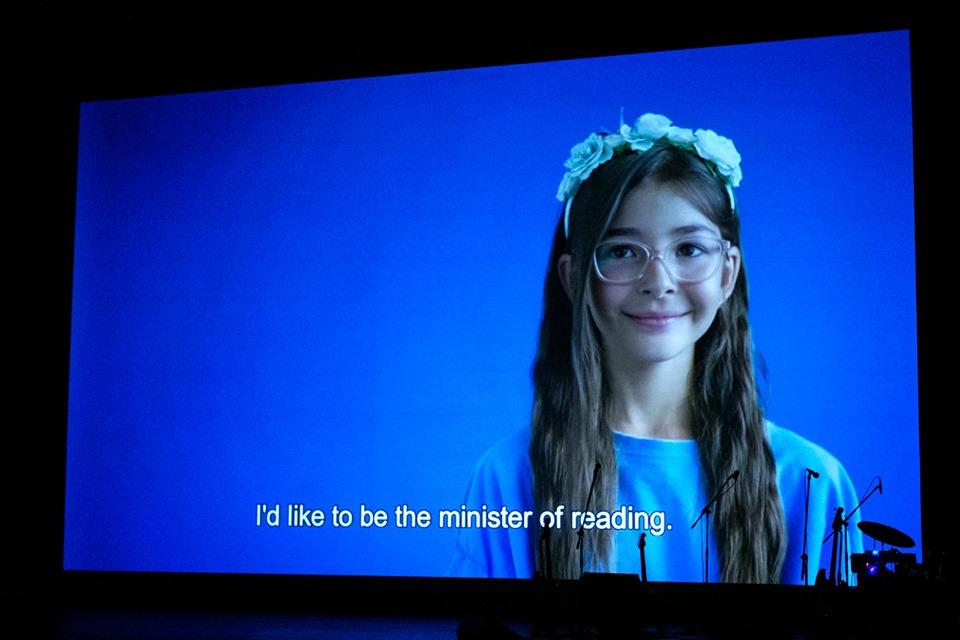 Guvernul Copiilor, DoR live