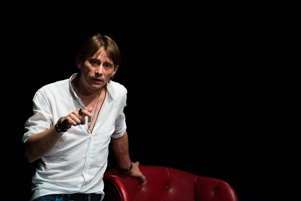 Marius Manole despre meseria de actor