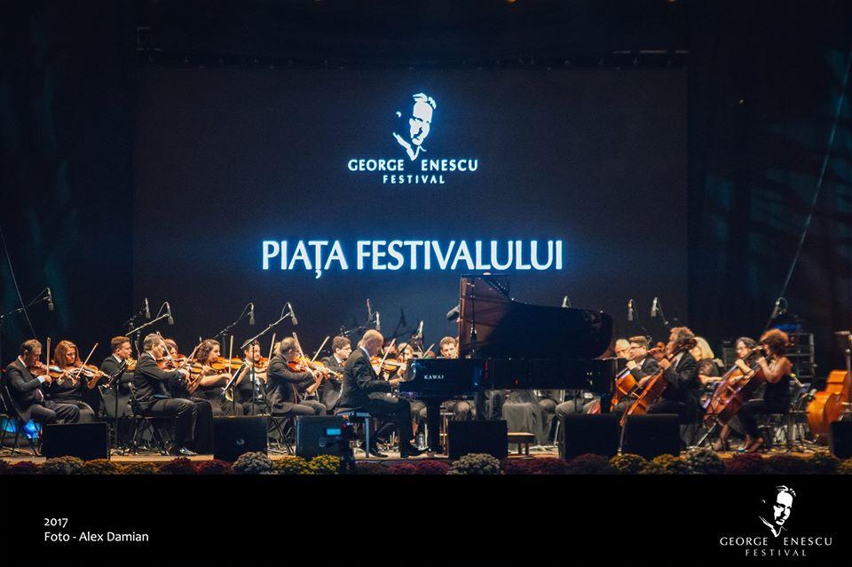 Piața Festival Enescu