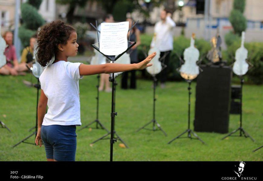 Festivalul Enescu prin oraș. 9 proiecte asociate.