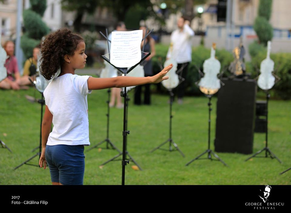 Festival George Enescu public copil