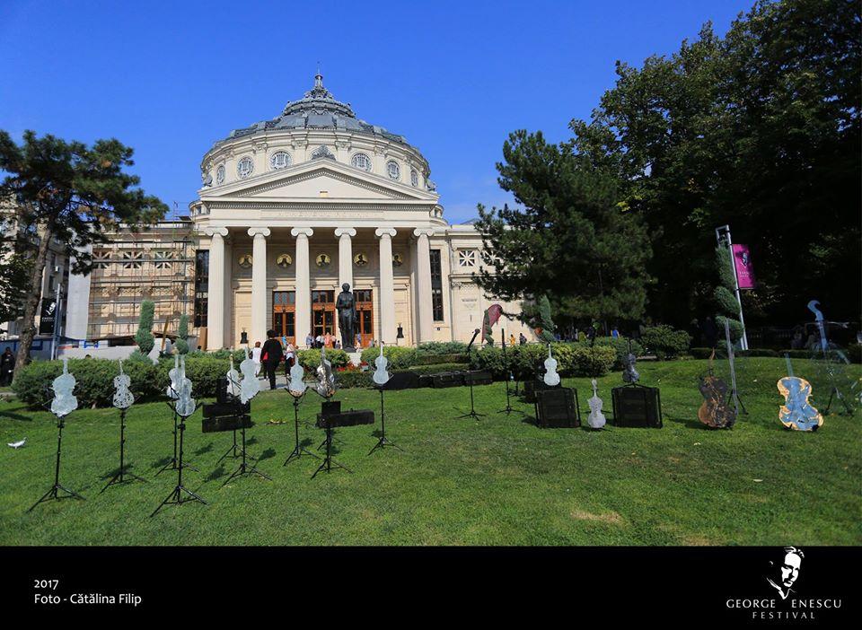 Festival George Enescu Ateneu