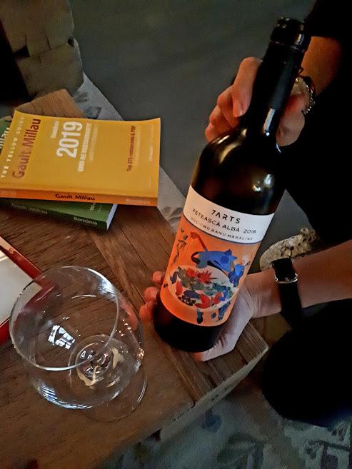 Kaiamo-restaurant-7arts-vin-Feteasca Alba