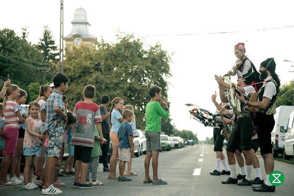 Lenauheim - Asphalt Theatre și copiii
