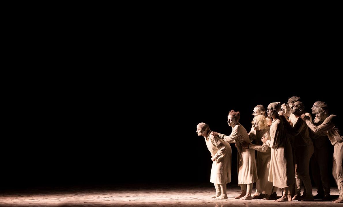 spectacol teatru dans FNT May B