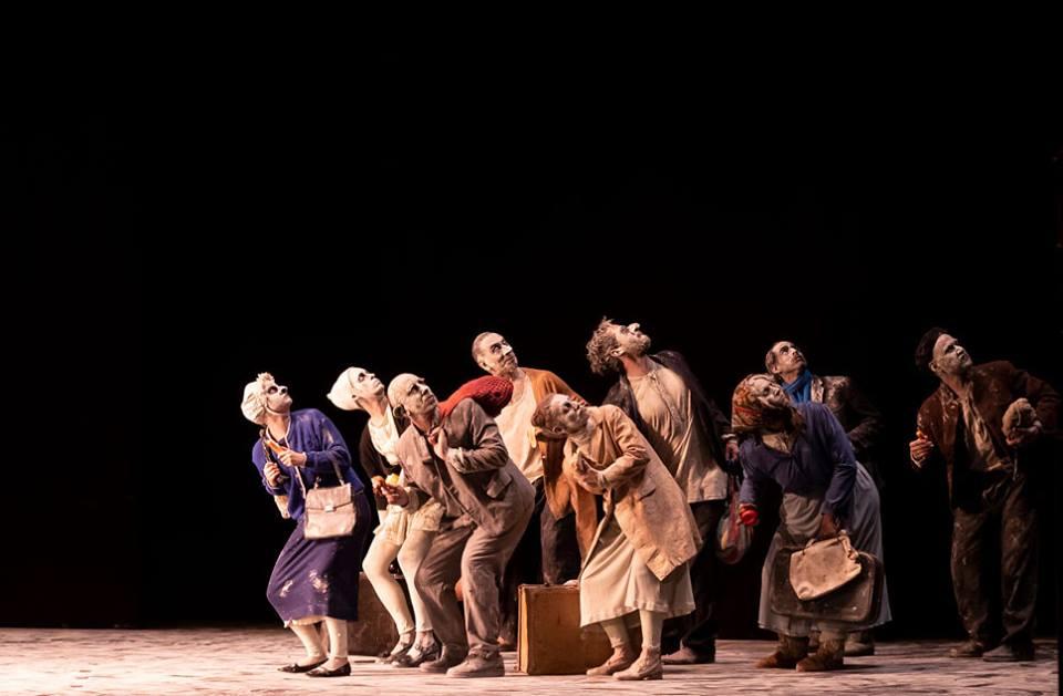 Festival National Teatru, dans May B, FNT, spectacol