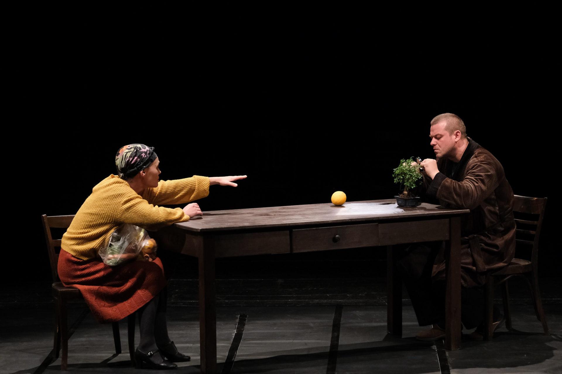 Ce alegi să faci cu timpul? Il Nullafacente, Teatrul Național Cluj la FNT.