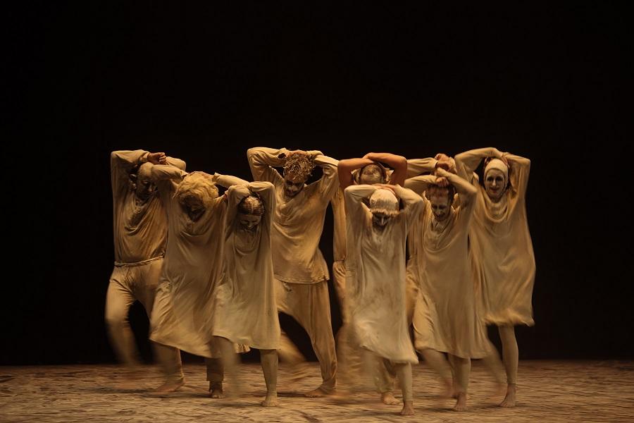 May B Spectacol, teatru dans, TNB