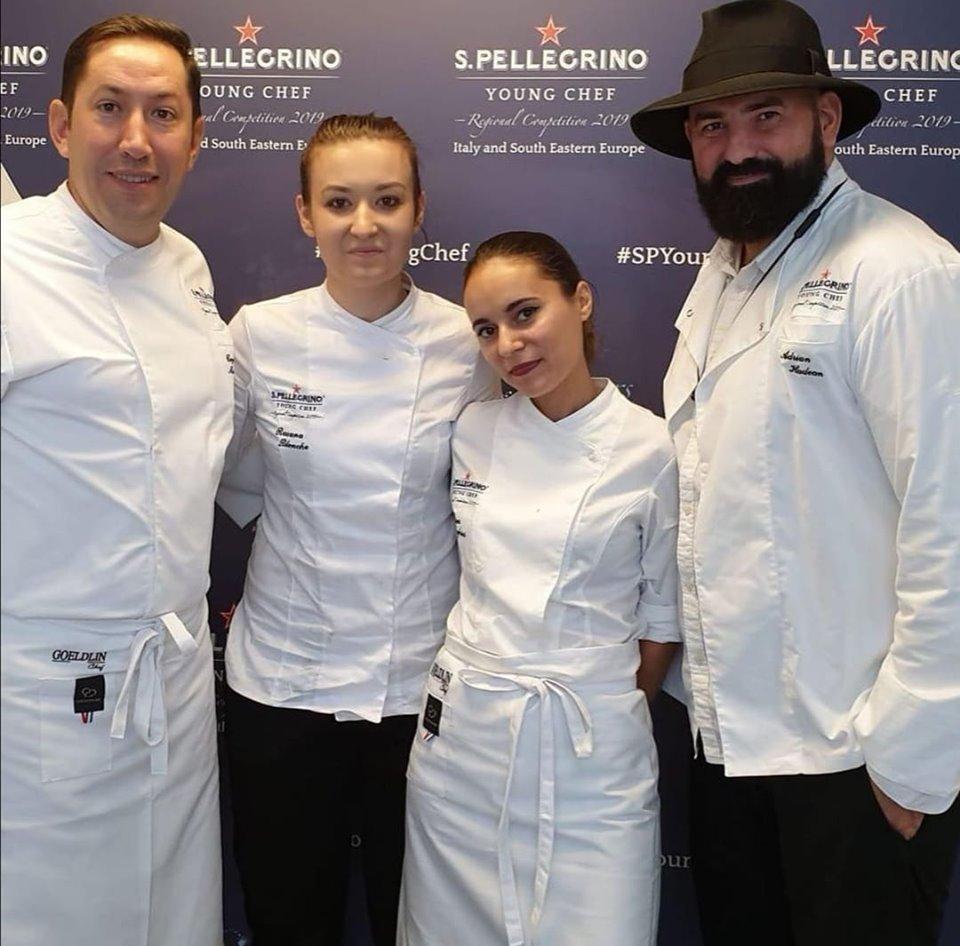 5 români la 2 competiții culinare în Milano
