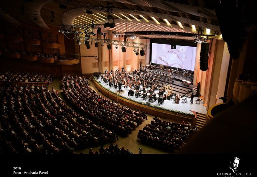 Festival Enescu 2019, la final. Și marile orchestre ale lumii.