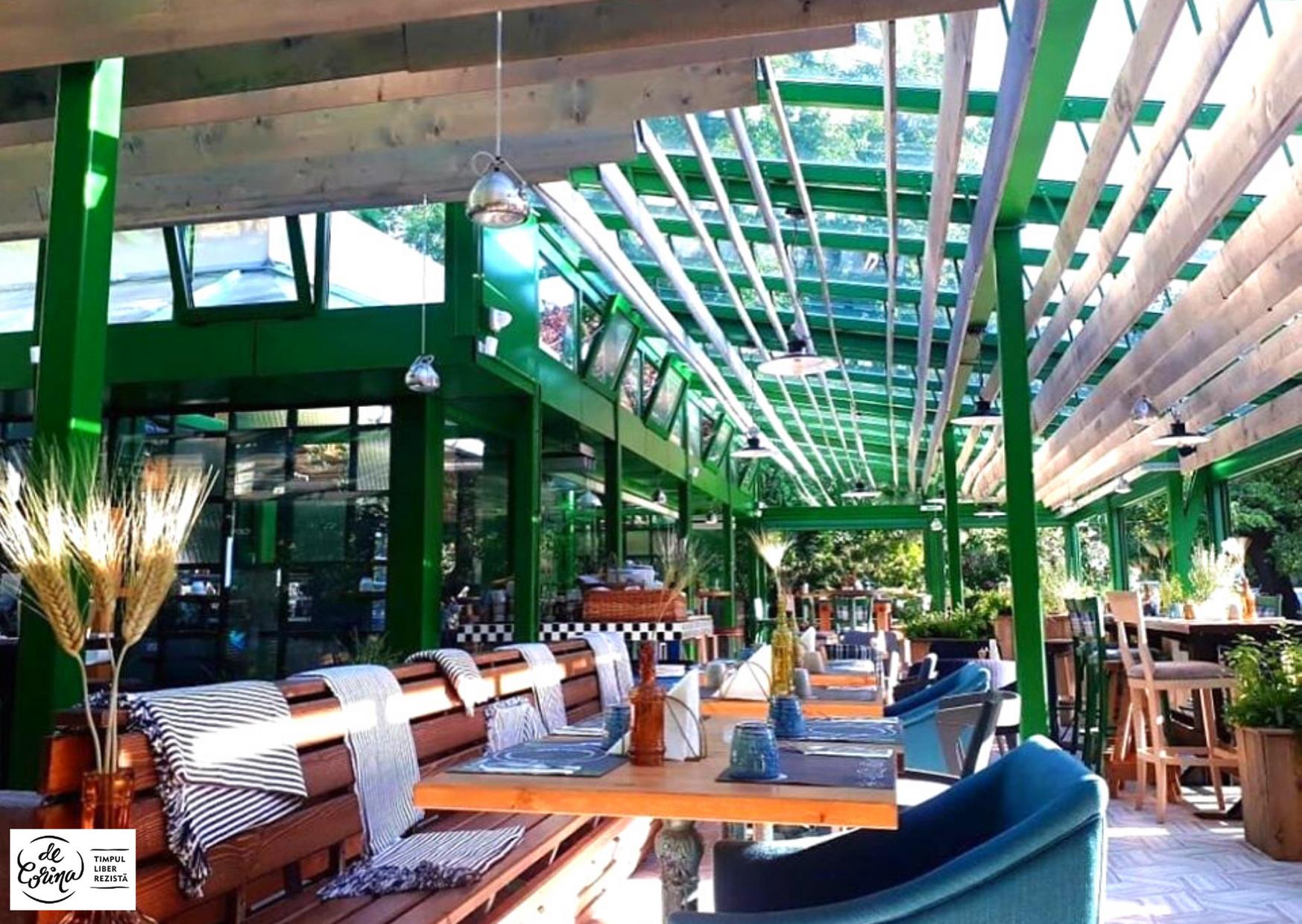 Restaurant B4 Market București Floreasca