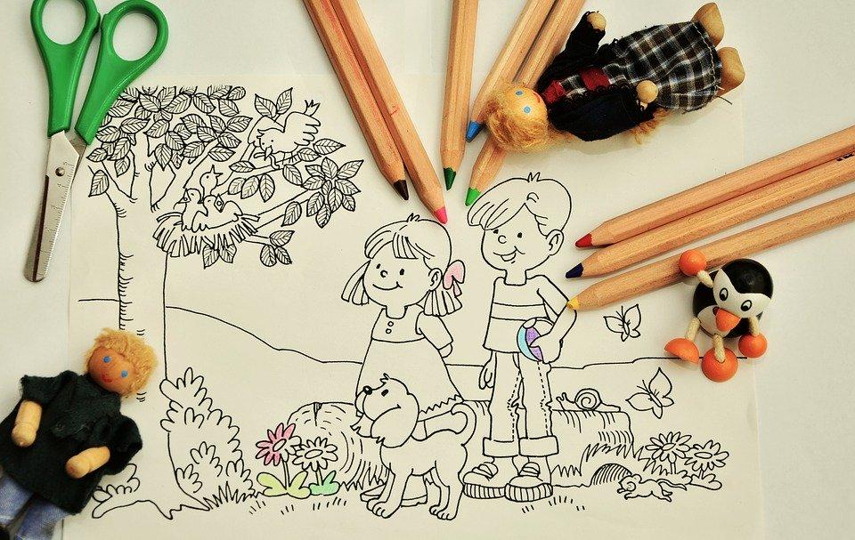 activitati online pentru copii, de stat acasa