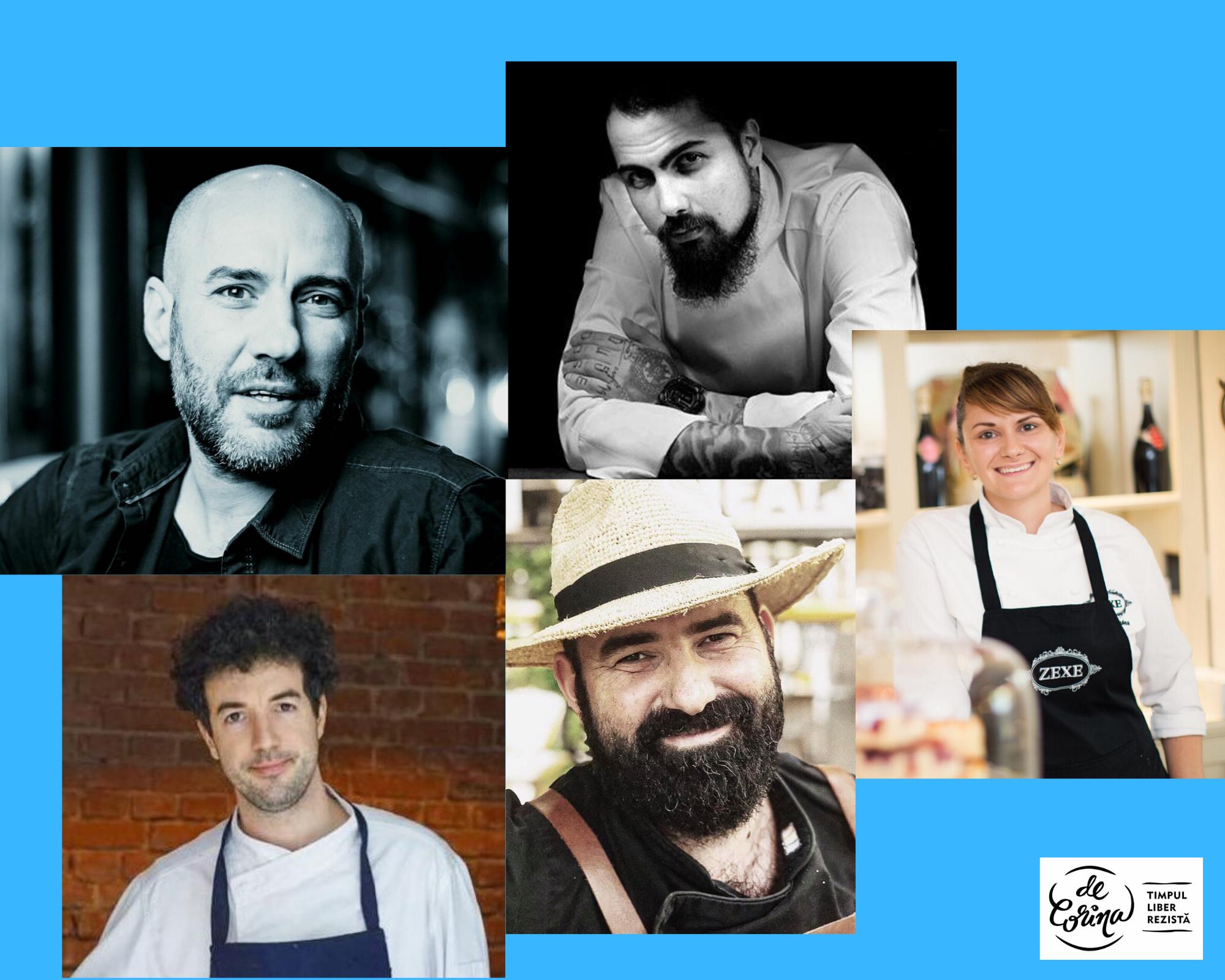 Interviu 5 Chefs și proprietari restaurante despre perioada covid pandemie, horeca închisă
