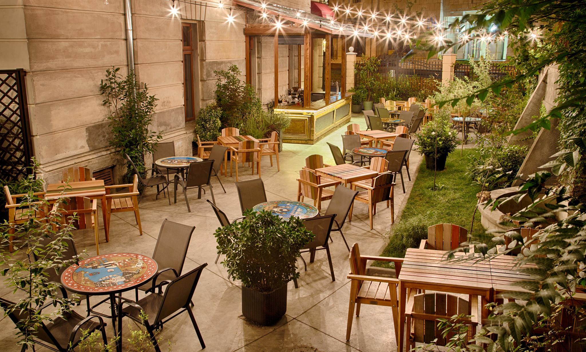 Mahala grădină terasă București