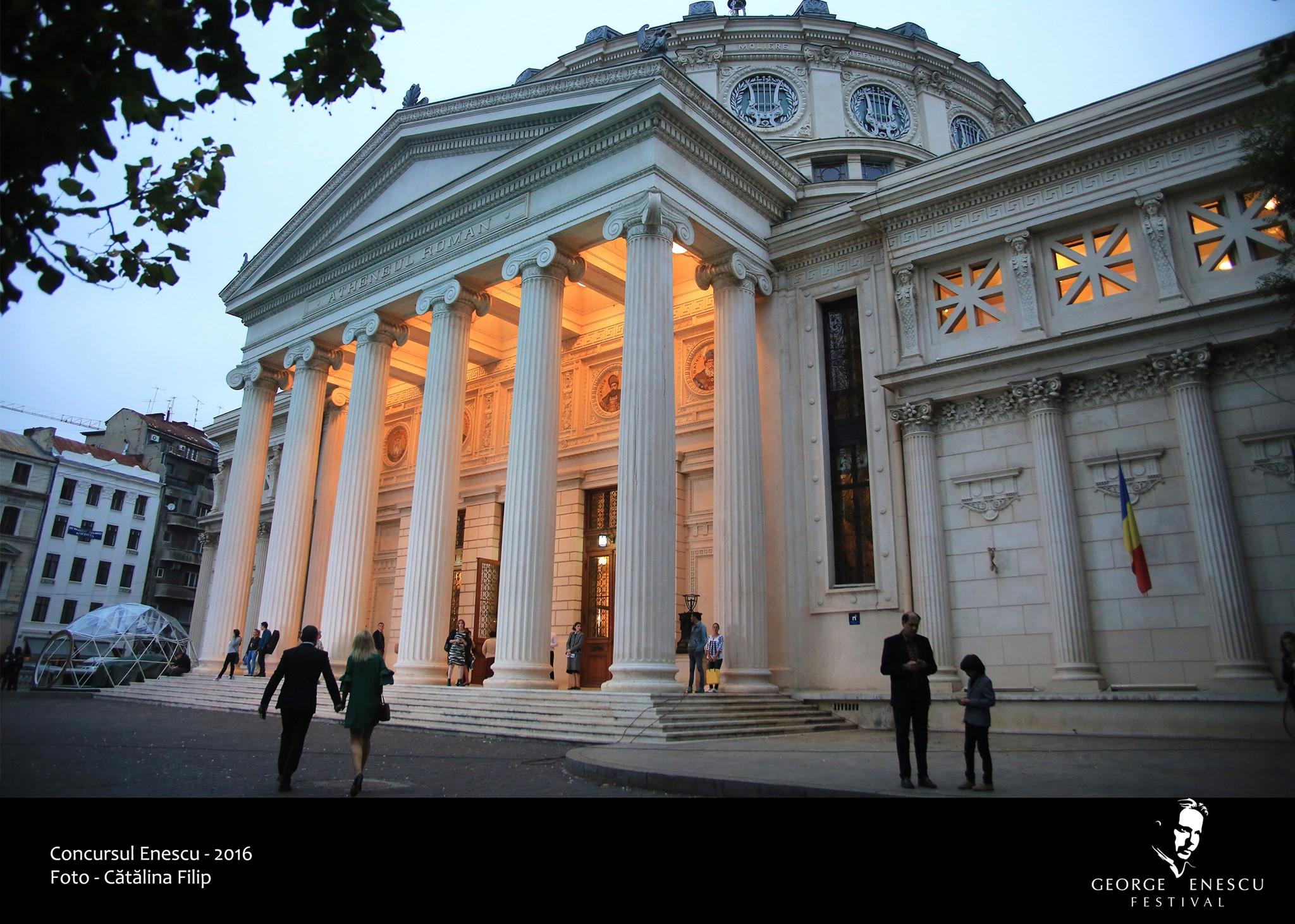 Concurs George Enescu 2020 Manifesto