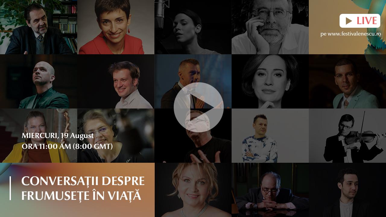 George Enescu concurs 2020