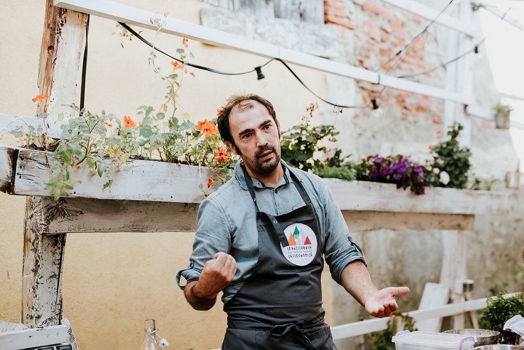 De Corina Blog - Chef Ioan Bebeșelea, Syndicat Grourmet,Transilvania Gastronomică