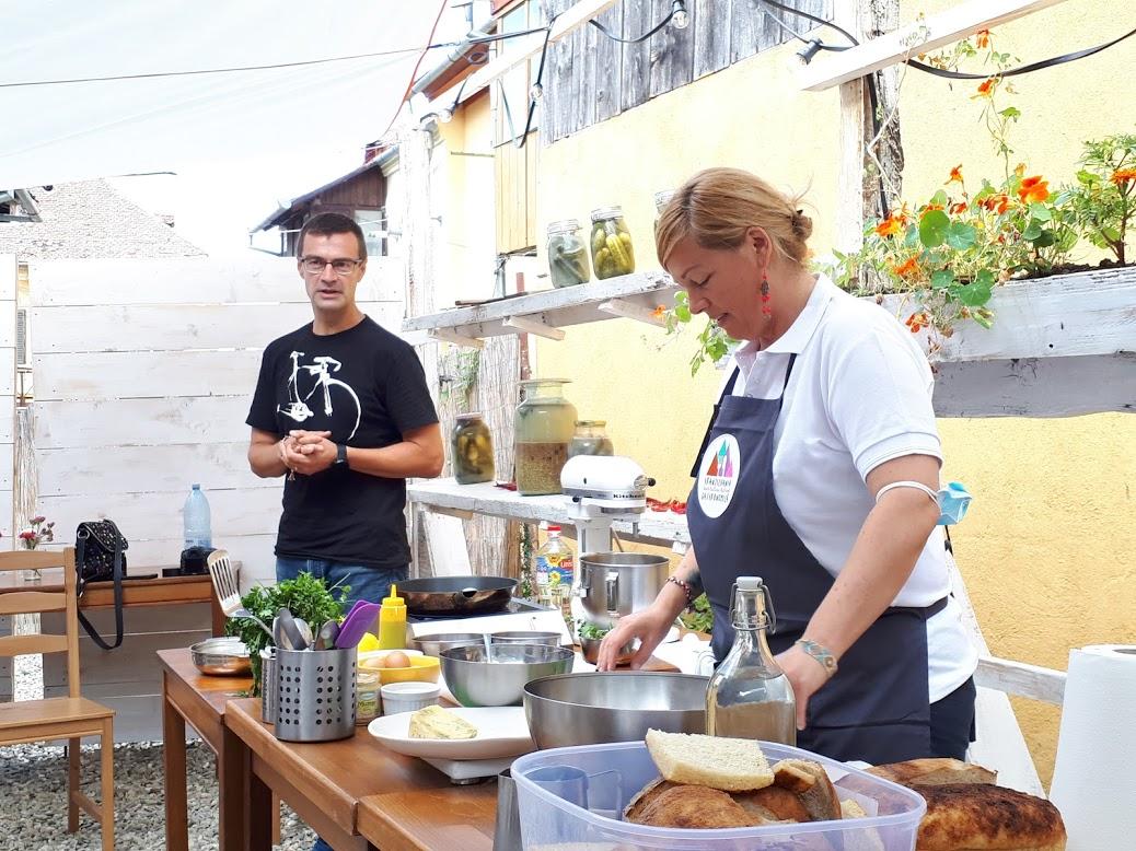 Chef Oana Coantă, Brașov, Transilvania Gastronomica - De Corina Blog